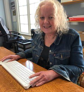 Susan Cowan, event coordinator